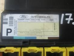 Блок управления замками Ford Focus Focus I, Mondeo III  1S7T-15K600-PD