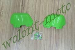 Лопухи на защиту рук зеленый