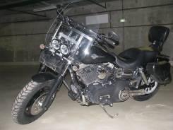 Harley-Davidson Dyna Fat Bob, 2008