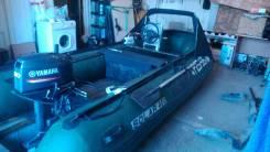 Продам моторную лодку ПВХ Solar400