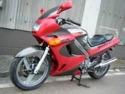 Kawasaki ZZR 250 в разбор