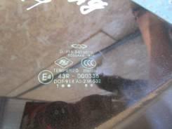 Стекло заднее левое (форточка) Chery Bonus (A13) 2011- хэтчбэк