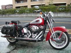 Harley-Davidson  FLSTS1450, 2002