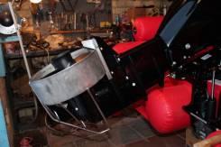 Защита винта и редуктора лодочного мотора.