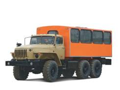 Услуги вахтового автобуса УРАЛ