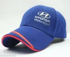 Кепка Hyundai Motorsport
