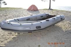 Лодка Лидер 400.
