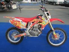 Honda CRF 450X, 2009