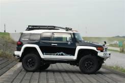 Штатный Багажник на крышу Toyota FJ Cruiser. Отправка по Миру.