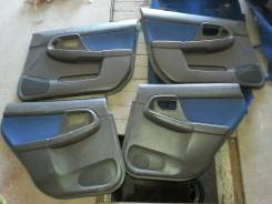 Дверные карты Subaru Impreza Wrx Sti  Gda Gdb