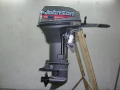 Продам лодочный двигатель Johnson 15 л. с.