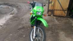 Kawasaki KLR 650, 2006