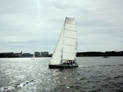 Парусная яхта 6.5 м