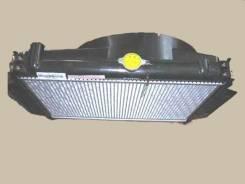 Радиатор охлаждения двигателя (под вязкомуфту) Great Wall Safe