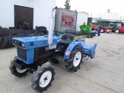 Iseki. Японский мини трактор TX1410F, 14 л.с.