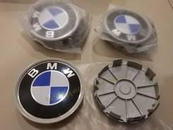 4шт колпаки BMW 68мм