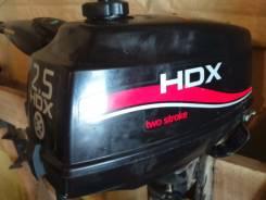 Продам лодочный мотор HDX
