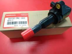 Катушка зажигания Honda ! Новая ! 30520-PWC-003