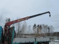 Продам крановую установку Юник 340 грузоподъемность 3 т стрела 9 м