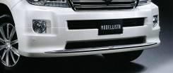 """Губа передняя """"Modellista"""" Toyota Land Cruiser 200 2012"""