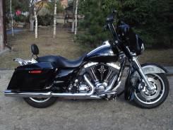 Harley-Davidson Street Glide, 2009