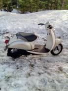 Honda Scoopy, 2008