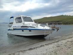 Продаю катер bayliner 2556 новый двигатель и ПОК