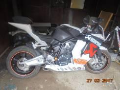 KTM 1190 RC8, 2008
