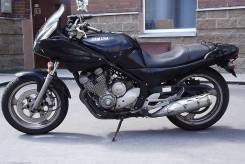 Yamaha XJ 400S Diversion в разбор