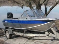 Лодка Русбот 45JET новый