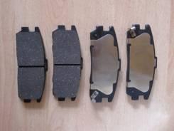 Колодки тормозные задние (комплект) Great Wall Hover, H3