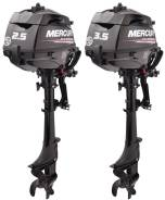 Четырехтактный мотор Mercury F3.5M(ML)