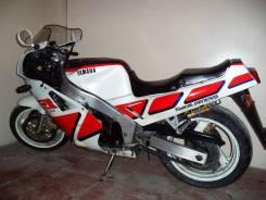 Yamaha FZR 1000, 1988