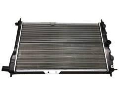 SAT SGDW0001MT радиатор нексия  1.5/1.8 95-