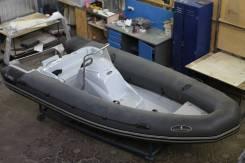 Моторная лодка Буревестник Б-450