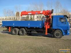 Услуги Самопогрузчика - Манипулятора 3,5,10,15 тонн.