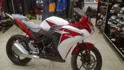 Motoland CBR 250, 2016