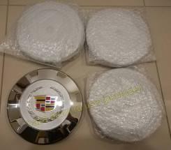 4шт комплект колпаков для литых дисков Cadillac Escalade