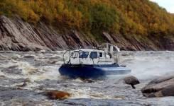 Продаётся амфибийное судно на воздушной подушке Хивус-10