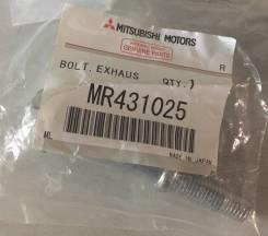 Болт крепления глушителя MR431025 Mitsubishi оригинал