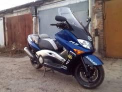 Yamaha Tmax, 2001