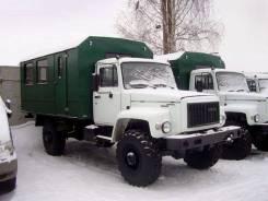 Вахтовый автомобиль ГАЗ-33081 Садко