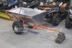 Прицеп самосвального типа для квадроцикла и мотовездехода, нагр 350 кг