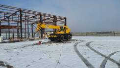 Услуги автокрана Кран  короткобазный 4WD 4WS 20 тонн