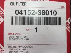 Фильтр масляный(элемент) Toyota Prado 150   04152-38010