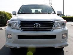 """Обвес """"Sport Luxury"""" Toyota Land Cruiser 200 2015. Отправка по Миру!"""