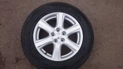 Новые колеса на Toyota RAV4
