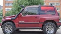 Шноркель. Suzuki Escudo Suzuki Vitara G16B