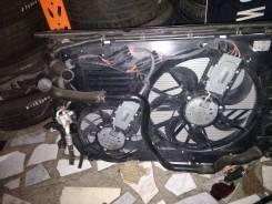 Вентилятор радиатора кондиционера Volksvagen Touareg