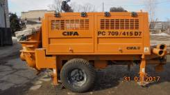 Cifa PC 709, 2014